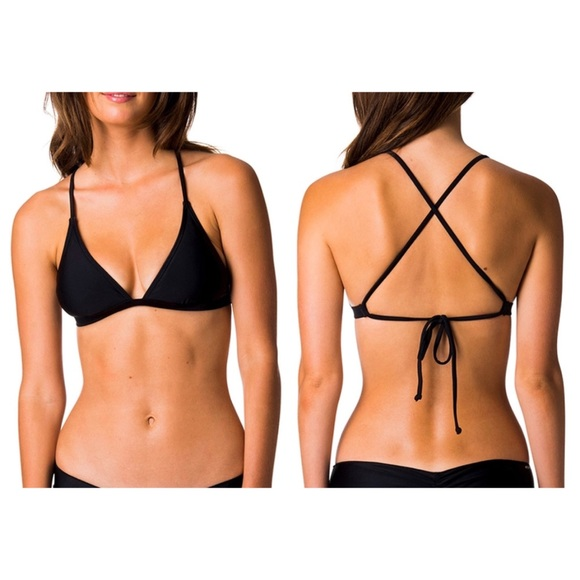 c70ef5ce2e Rip Curl Classic Surf Cross Back Bikini
